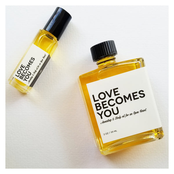 ⟁ Love Becomes You Oil
