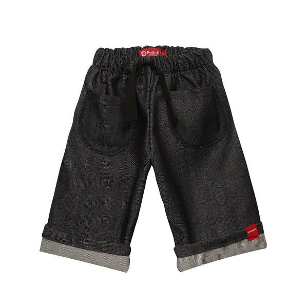 Baby Karate Pant Navy Denim