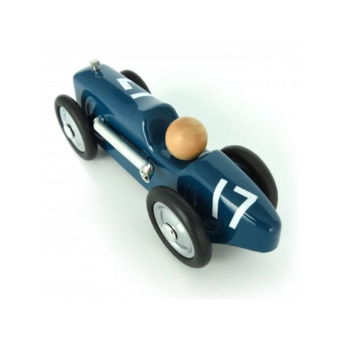 Mini Metal Peugeot L45 N17 Blue