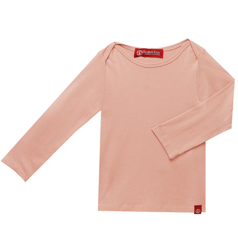 Redfish Basic Long Sleeve SS19 Ballet Pink
