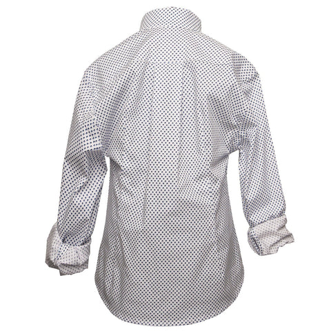 Mandarin Collar Dress Shirt Fjord