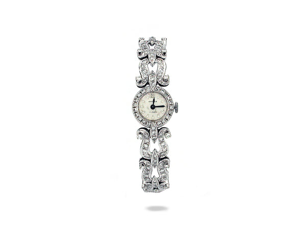 Orfina Vintage Watch with Diamond