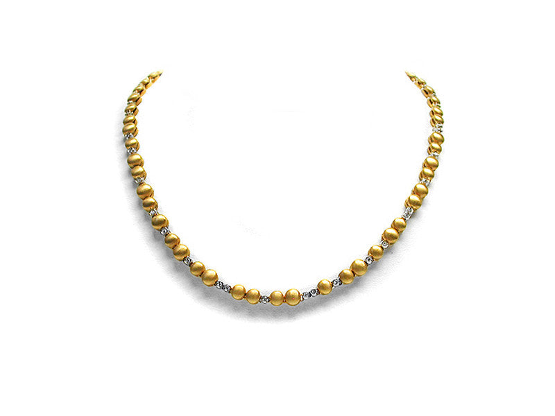 Antonini Necklace with Diamonds