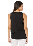 Worlds Best Double Layer Sleeveless Top