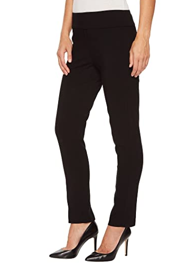 Worlds Best Slim Leg Pant w/ Back Slit