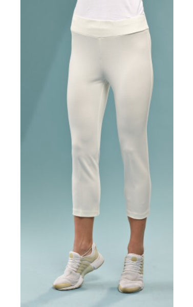 Insight Crop Scuba Pull-On Pant