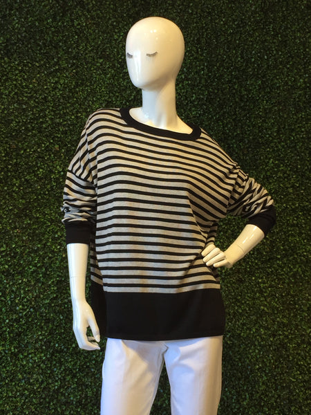 Planet Horizontal Stripe Sweater