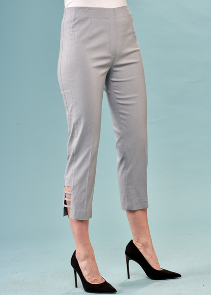 Insight Crop Cut Out Techno Pant