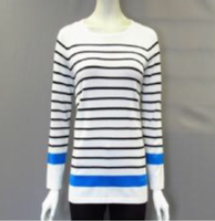 Metric Bold Stripe Hilo Sweater