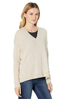 Worlds Best Cashmere V-Neck Sweater