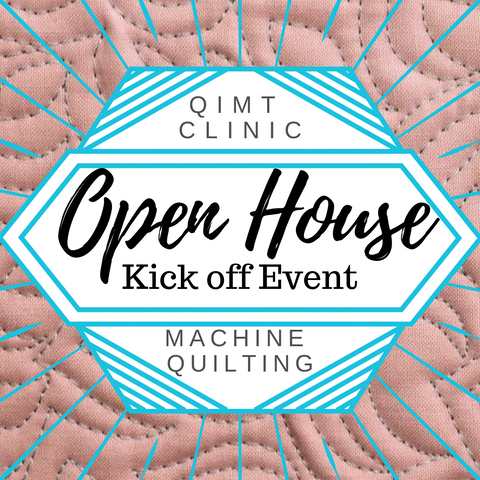 QIMT Clinic Kick Off Party-Open House
