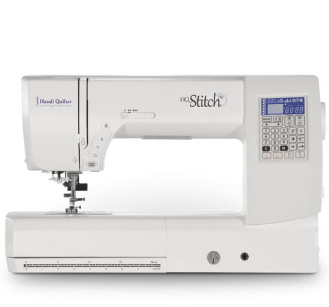 HQ Stitch 710 Sewing Machine