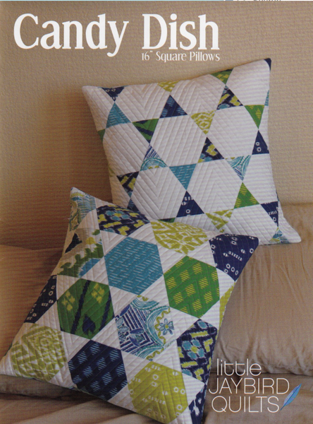 Candy Dish Pillow Patterns