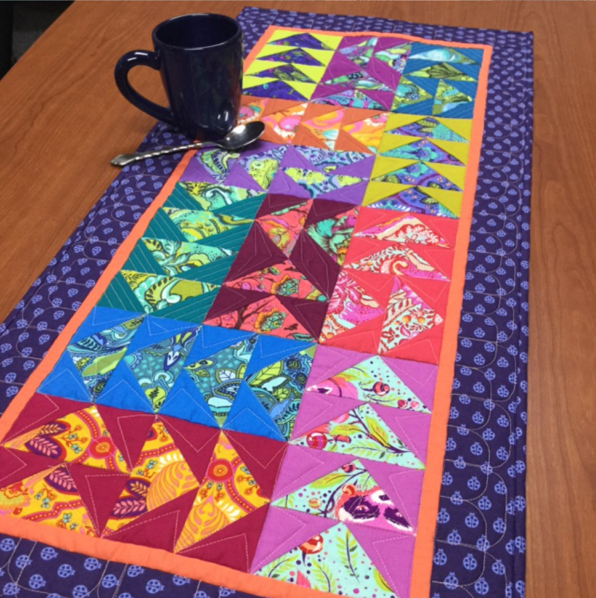 Wild And Free Quilt Pattern From Cut Loose Press Quilting Is My