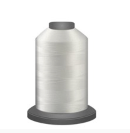 White Glide Thread Spool