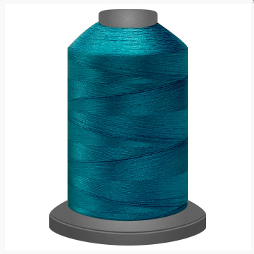 Lagoon Blue Glide Thread: Large Cone
