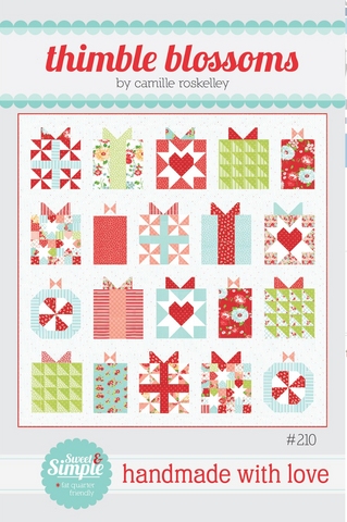Handmade with Love Quilt Pattern