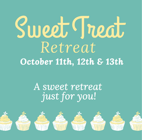 Sweet Treat Retreat Sign Up