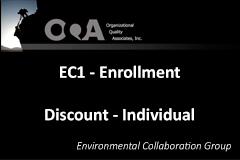 EC1 - Discount Enrollment