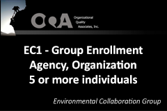 EC1 - Group Enrollment - 5 members