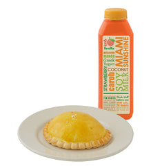 Enpanada + Super Smoothie