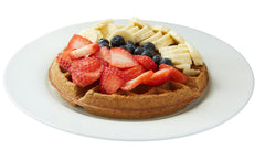 High Protein Whole Wheat Waffle