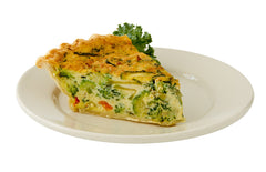 Vegeterian Quiche
