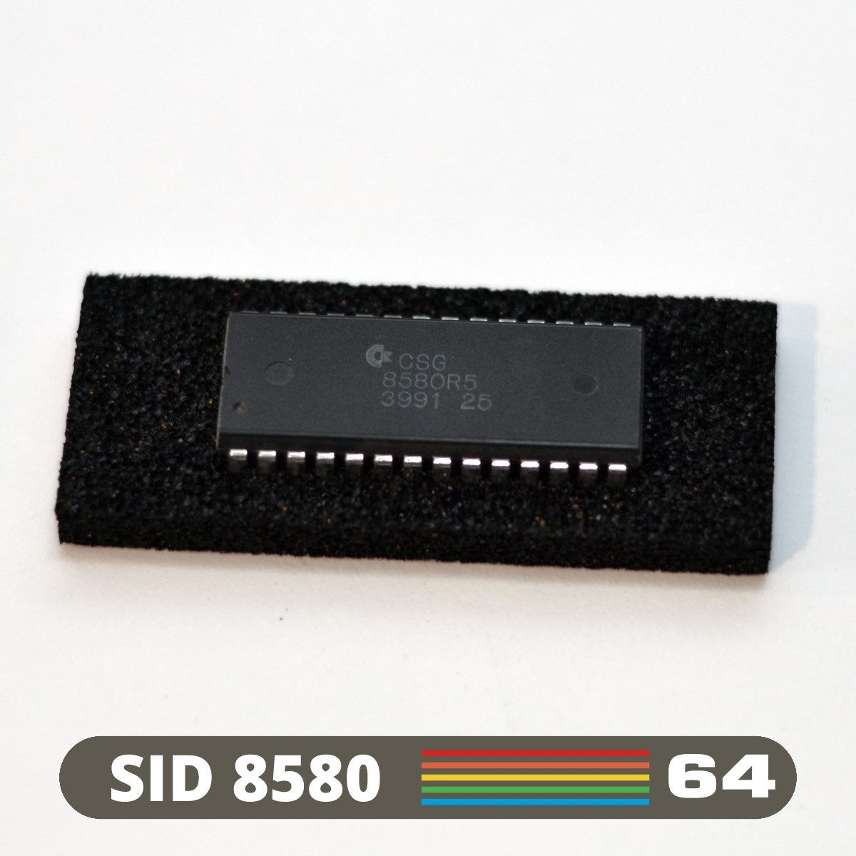 Commodore 8580 SID Voice Chip