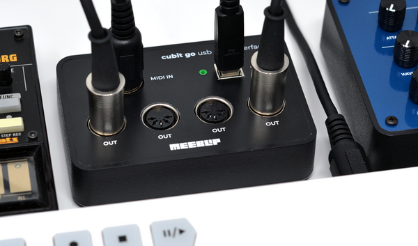 MeeBlip cubit go: USB MIDI interface