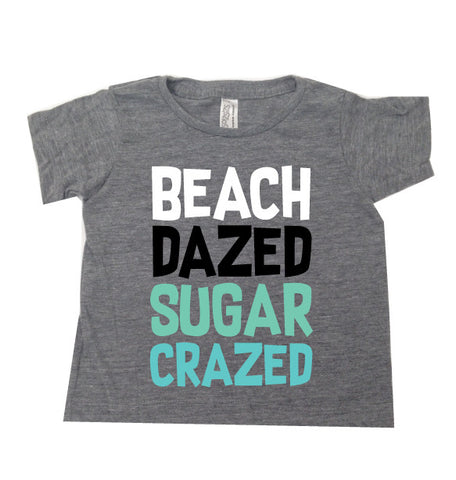 SUGAR CRAZED KIDS TEE