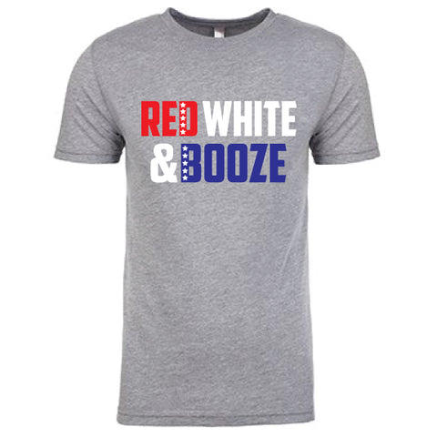 RED, WHITE & BOOZE