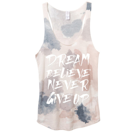 DREAM BELIEVE TANK