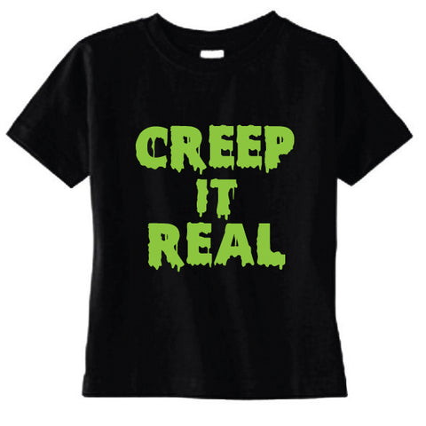 Creep It Real Kids Tee