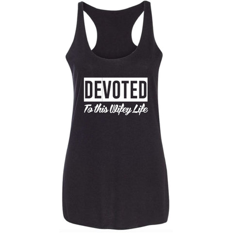 DEVOTED WIFEY TANK
