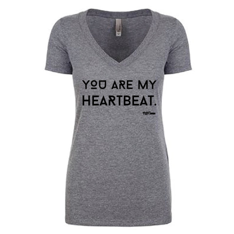 You Are My Heartbeat Tee