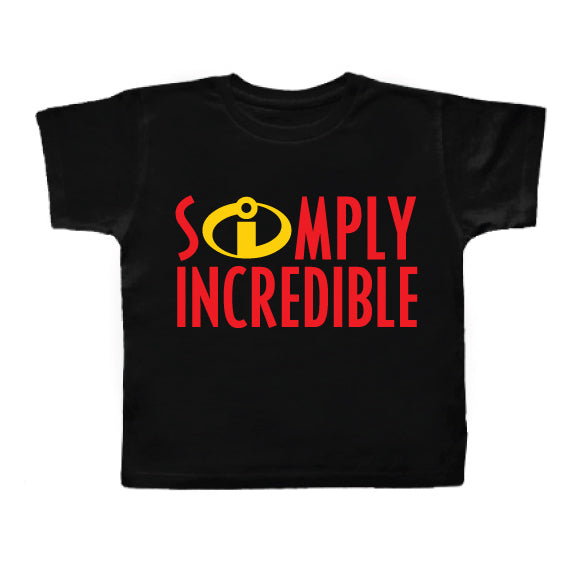 Simply Incredible Kids Tee
