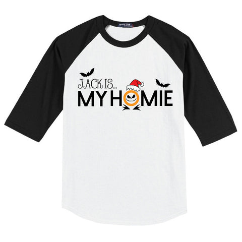 Jack Is...My HOMIE Kid Raglan {Pre-Order}