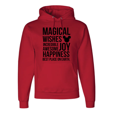 Magical Adult Hooded Pullover