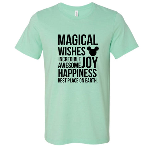 Magical Mint Unisex Tee