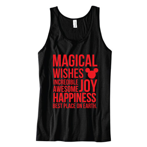 MAGICAL Adult Unisex Tank