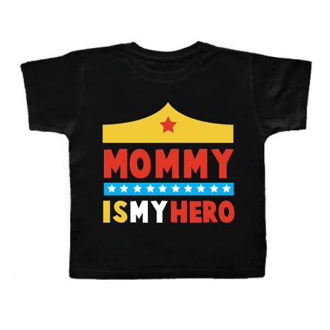 MOMMY HERO Tee