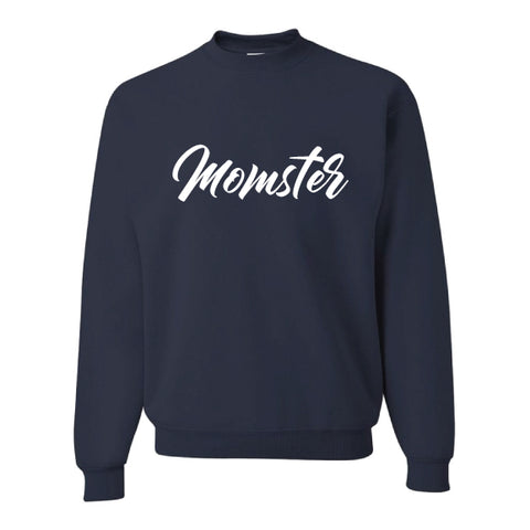 MOMSTER™ CREW SWEATER