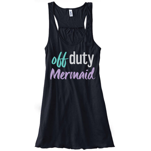 OFF DUTY Mermaid Tank