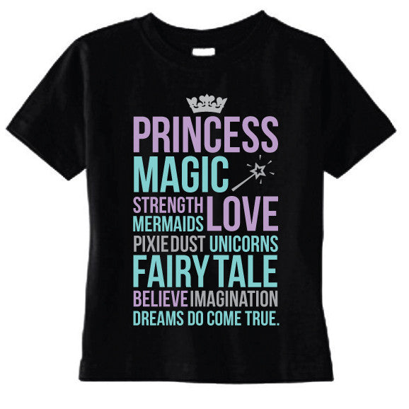 Princess Kids Tee