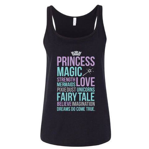 Princess Relaxed Tank