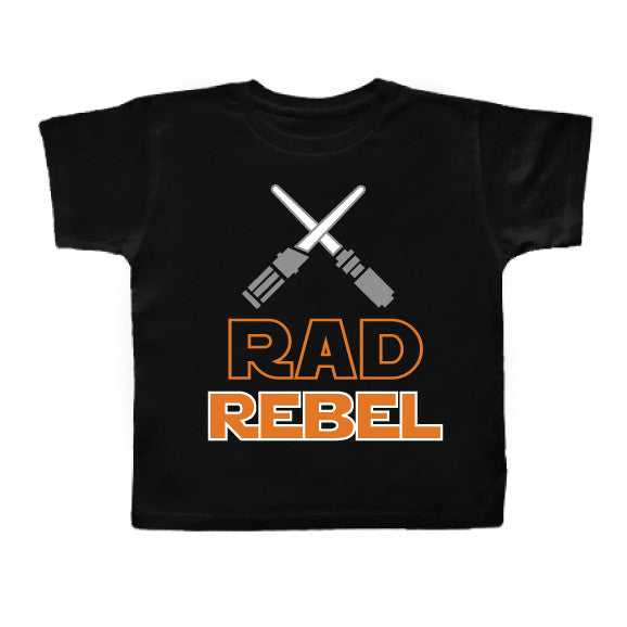 Rad Rebel Kids Tee