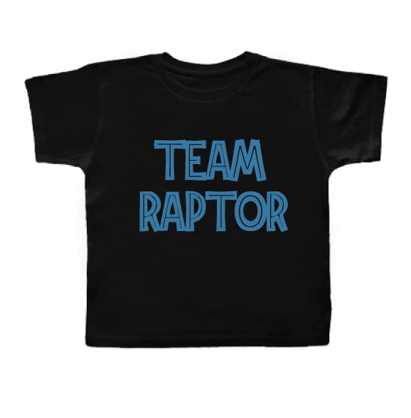 Team Raptor Kids Tee
