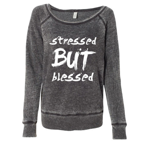 Stressed But Blessed™  Pullover {Pre-Order}