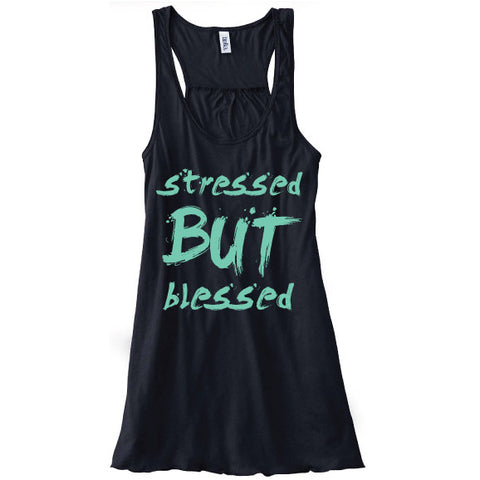 Stressed But Blessed™ Tank