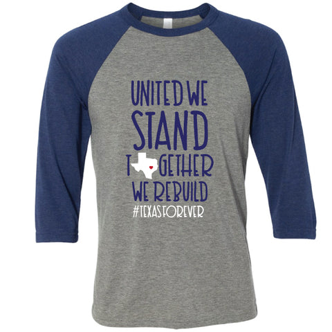 UNITED WE STAND ADULT TEE {Pre-Order}